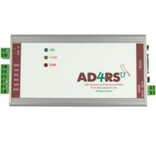 AD4RS: Measurement module with RS232 and RS485