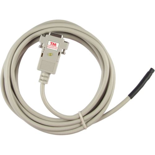Thermometer for serial port RS232