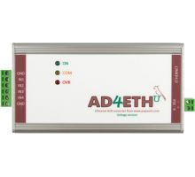AD4ETH: Ethernet measurement module