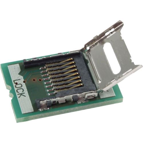 SD 2 microSD adapter for Raspberry Pi