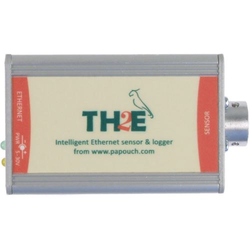 TH2E - Ethernet thermometer and hygrometer