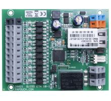 Quido ETH 10/1: 10 inputs, 1 output and thermometer