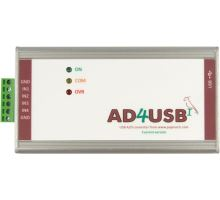 AD4USB: USB Measurement module